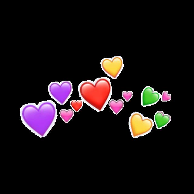 #hearts #original #colors #emoji #featurethis