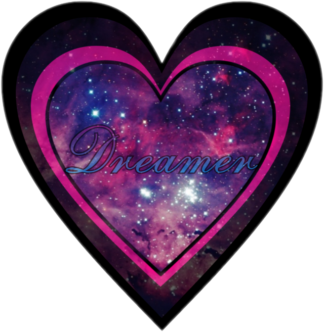 #galaxy #dreamer #heart #DontStealMyShit