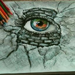 eyesketch drawing draw sketch sketchbook