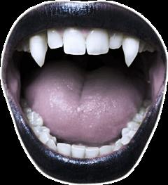 vampire vampir black lips schwarz