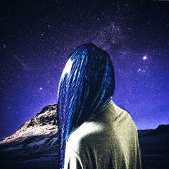 freetoedit galaxy girl magiceffects overlay