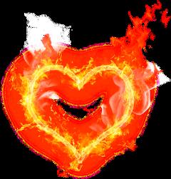 heart fire freetoedit