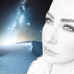 freetoedit galaxy lostinthought pensive intelligence