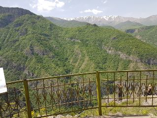 green nature tatev