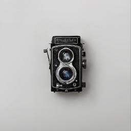 FreeToEdit minimal camera shot object