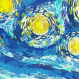 Draw,an,amazing,Van,Gogh,style,sky,to,win,this,week's,challenge!