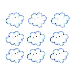 Create,the,cutest,cartoon,cloud,sticker,for,today's,challenge!