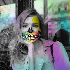 The,24-hour,#FundFairFaces,Halloween,Challenge,is,LIVE!,Create,Halloween-themed,edits,of,images,from,the,@fundfair,profile,and,enter,to,win,a,ticket,to,the,exclusive,Fabulous,Fun,Fair,event,in,NYC,on,October,28th.,Don't,forget,to,tag,your,image,with,#FundFairFaces.