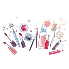 Create,#MakeupItem,Stickers,to,enter,the,Challenge!